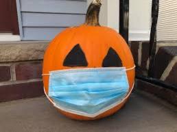 Strašidelný Halloween 2020